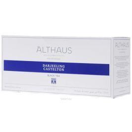 Althaus Grand Pack Darjeeling Castleton черный чай в пакетиках, 20 шт