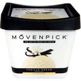 Movenpick Мороженое Ванильное, 900 мл