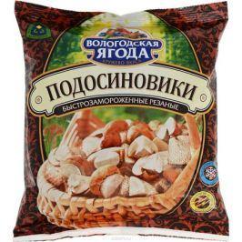 Кружево Вкуса Грибы Подосиновики резаные быстрозамороженные, 300 г
