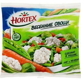 Hortex Весенние овощи, 400 г