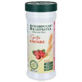 Сибирская клетчатка суперклюква, 280 г