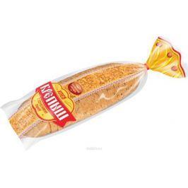 Волжский Пекарь Хлеб Крепыш, с семенами льна, в нарезке, 280 г
