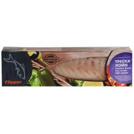 Flipper Треска, филе (лойн), 400 г