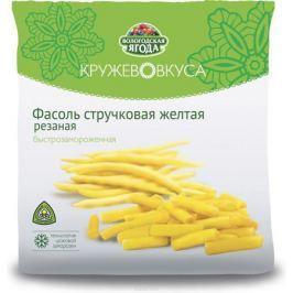 Кружево Вкуса Фасоль Желтая стручковая резаная, 400 г