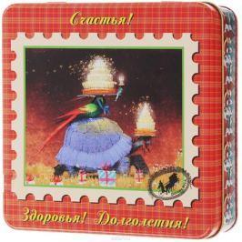 Dolche Vita Черепаха подарочный набор листового чая, 125 г