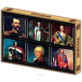 Дилан+ Шоколадный набор Императоры, 6 шт по 10 г