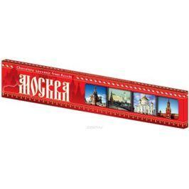 Дилан+ Шоколадный набор Москва Современная, 7 шт по 10 г