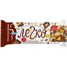 Легко батончик мюсли шоколад, 27 г