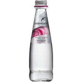 Сан Бенедетто Вода негазированная минеральная природная питьевая столовая, 0,2 л, стекло