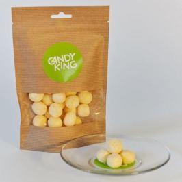 Candy King Шарики лимонный тоффи Драже сахарное с лимонным вкусом, 100 г