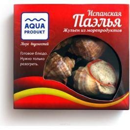 Аквапродукт Испанская паэлья Жюльен из морепродуктов, 450 г