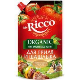 Mr.Ricco Pomodoro Speciale кетчуп для гриля и шашлыка, 350 г