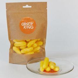 Candy King Бананчики Драже со вкусом банана, 100 г