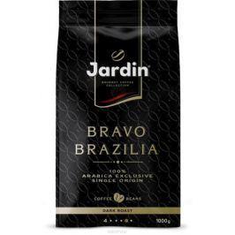 Jardin Bravo Brazilia кофе в зернах, 1000 г