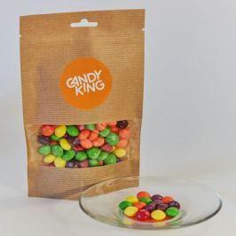 Candy King Skittles Драже сахарное с фруктовым вкусом, 100 г