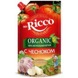 Mr.Ricco Pomodoro Speciale Кетчуп с чесноком, 350 г