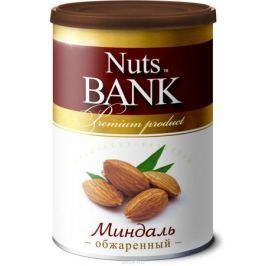 Nuts Bank Миндаль обжаренный, 200 г