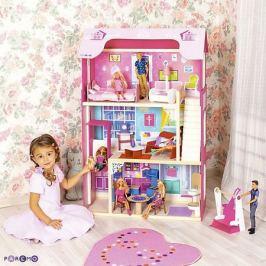 PAREMO Домик для Барби Paremo