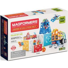 MAGFORMERS Магнитный конструктор MAGFORMERS Brain Evolution set