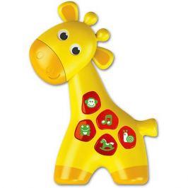 Азбукварик Музыкальная игрушка Азбукварик Жирафик