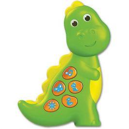 Азбукварик Музыкальная игрушка Азбукварик Динозаврик