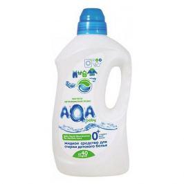 AQA baby Жидкое средство для стирки детского белья AQA baby, 1500 мл