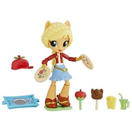 Hasbro Мини-кукла Equestria Girls Эплджек с аксессуарами