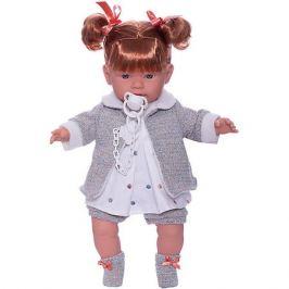 Llorens Кукла Llorens Амелия 42 см, со звуком