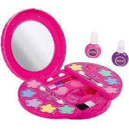 Bondibon Детская декоративная косметика Bondibon Eva Moda с 2 лаками для ногтей, 10 г., розовая