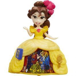 Hasbro Кукла Принцесса Дисней Бель в платье с волшебной юбкой