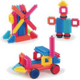 Battat Конструктор игольчатый в коробке, 36 деталей, Bristle Blocks