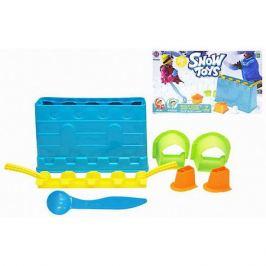 1Toy Набор для лепки замков из снега 1Toy, 7 предметов
