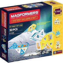 MAGFORMERS Магнитный конструктор Ice World, 30 деталей, MAGFORMERS