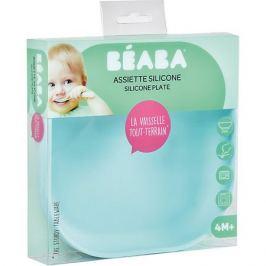 BÉABA Тарелка из силикона Beaba Silicone suction plate,