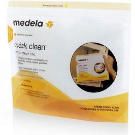 Medela Пакеты Quick Clean для стерилизации в микроволновой печи. 5 шт/уп, Medela
