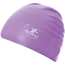 Dobest Силиконовая шапочка для плавания Dobest, фиолетовая