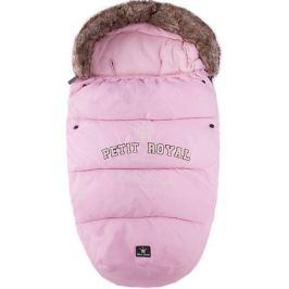 Elodie Details Конверт зимний с опушкой Petit Royal Pink, Elodie Details