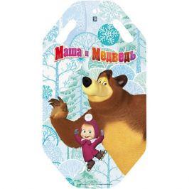 1Toy Ледянка, 92см, Маша и Медведь, 1toy