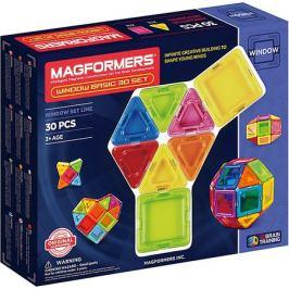 MAGFORMERS Магнитный конструктор Window Basic, MAGFORMERS