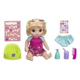 Hasbro Интерактивная кукла Baby Alive