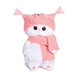 Budi Basa Мягкая игрушка Budi Basa Кошечка Ли-Ли Baby в шапке-сова и шарфе, 20 см