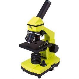 Levenhuk Микроскоп Levenhuk Rainbow 2L PLUS Lime\Лайм