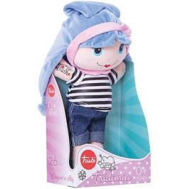 Trudi Мягкая кукла Trudi с синими волосами, 28 см