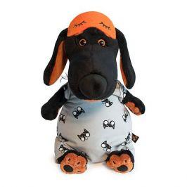Budi Basa Мягкая игрушка Budi Basa Собака Ваксон в спальном комбинезоне и в маске, 25 см