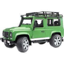 Bruder Машинка Bruder Внедорожник Land Rover Defender
