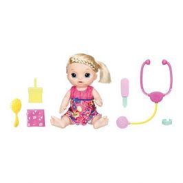 Hasbro Интерактивная кукла Hasbro Baby Alive