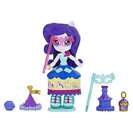 Hasbro Мини-кукла Equestria Girls Рарити с аксессуарами