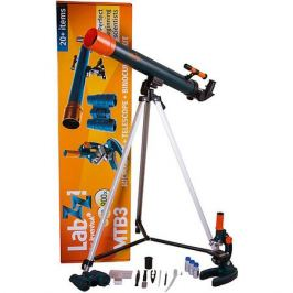Levenhuk Набор Levenhuk LabZZ MTВ3: микроскоп, телескоп и бинокль