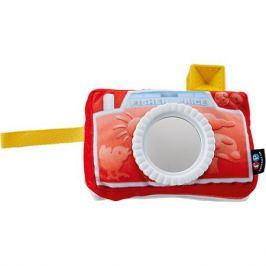 Mattel Мягкая игрушка Fisher-Price Фотоаппарат с зеркальцем