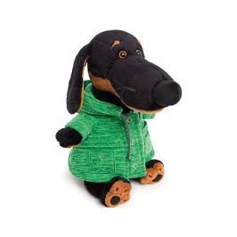 Budi Basa Мягкая игрушка Budi Basa Собака Ваксон в зеленой куртке